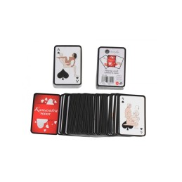 Playing Cards Mini Cartes Kama Sutra
