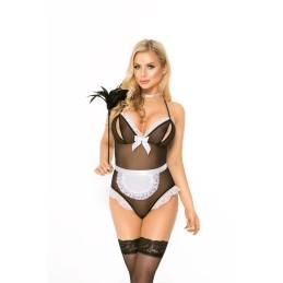 Edna Body Costume Soubrette