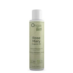 Orgie Bio Rosemary Huile Massage Energisante