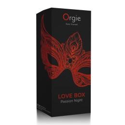 Love Box Passion Night 3 Produits Excitation