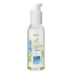 Lubrifiant bio et huile de massage coco sans odeur JOYDIVISION BIOglide 125ml