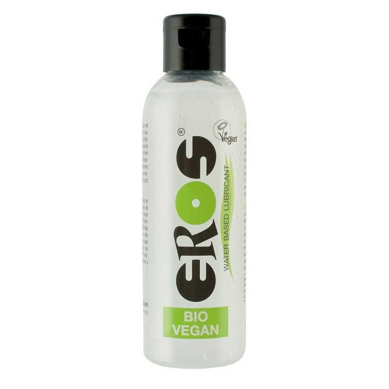 Lubrifiant EROS Bio & Vegan Aqua Waterbased 100ml