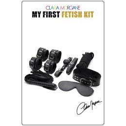 My First Fetish Noir Kit 8 Pièces