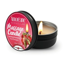 Bougie Massage Candle Fraise Hydratante