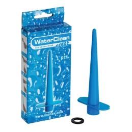 Embout douche pour lavement Bleu fin water clean